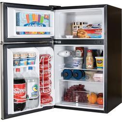 MiniFridgeForBedroom Small With Freezer RV Camper Refr