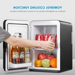 Mini Fridge Small Refrigerator Freezer Single Door Compact F