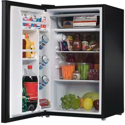 Mini Fridge With Freezer RV Basement Small Refrigerator for