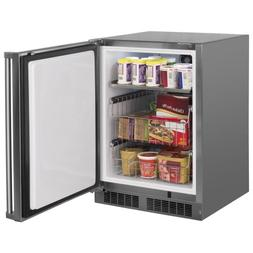 "Marvel MO24FA1R 24"" Wide 5.7 Cu. Ft. Built-In Outdoor Approv"