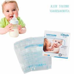 Mum Pump Disposable Freezer Pack Baby Food Storage Breast Mi