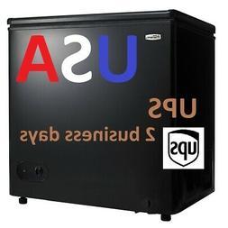 New Danby 5.5 cu. ft. Chest Freezer DCF055A2BP UPS 2-DAY AIR