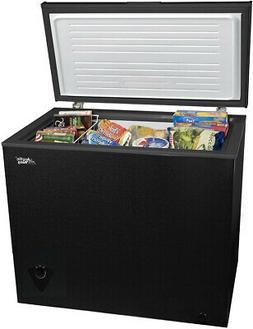 new chest deep freezer 7 cu ft