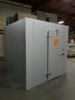 New Commercial Cooling 8' x 8' x 8'  Walk-in Freezer with Re