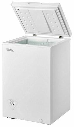 New Arctic King Deep Chest Freezer 3.5 CU FT Upright Adjusta
