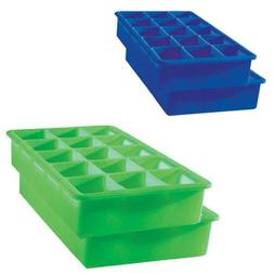 NEW Ice Cube Mini Small Freezer Durable Silicone Trays Ice M