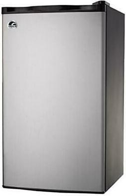 New RCA RFR321-FR320/8 IGLOO Mini Refrigerator, 3.2 Cu Ft Fr