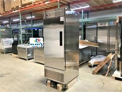 NEW Commercial Reach In Freezer and Refrigerator Restaurant