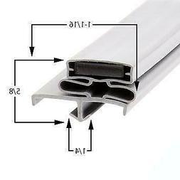 Traulsen Part# 32291 Door Gasket for Refrigerator / Freezer