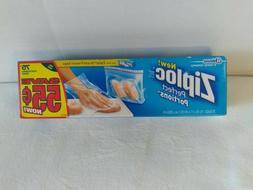 Ziploc Perfect Portions Food Storage Bag