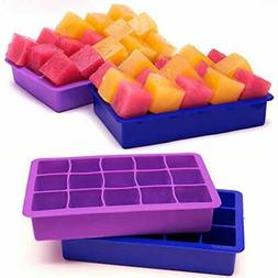 perfect size ice cube molds and trays