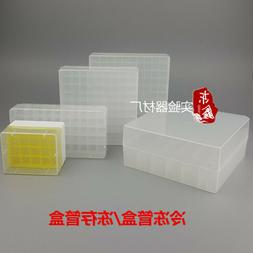 Plastic Freezer Storage Box  Place 1.8/2.0ml Cryotube Vials
