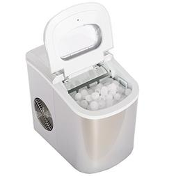 Generic Portable Compact Ice Maker Machine Counter Top Produ