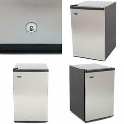 Portable Kitchen Freezer Energy Star Lockable Adjustable Sto