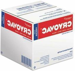Cryovac Quart Dual Zipper Freezer Bags, Clear, 300 Ct. Diver