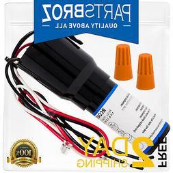 RCO410 3-in-1 Hard Start Capacitor Kit for Freezer & Refrige