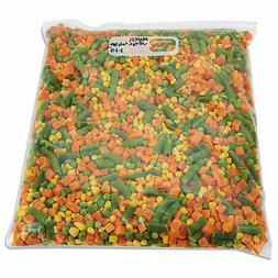 Reclosable Freezer Storage Bags, 2 Gal, Clear, LDPE, 2.7 mil