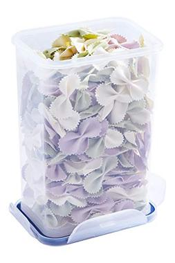 LEXINGWARE Rectangular Food Storage Container 44oz / 5.5cup,