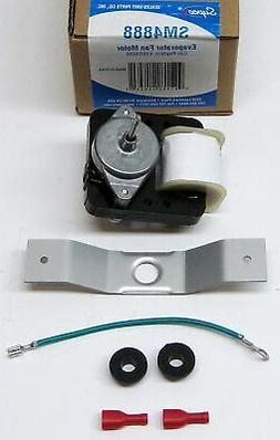 refrigerator evaporator freezer fan motor for maytag