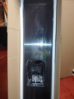 Samsung Refrigerator Freezer Door Assembly Black DA91-02964V
