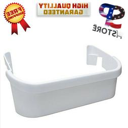 Frigidaire Refrigerator Freezer Door Bin Shelf Bucket WHITE