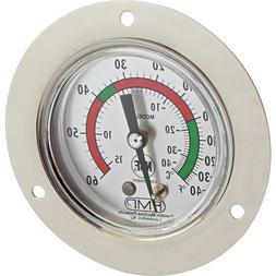 TRAULSEN Refrigerator/Freezer Thermometer -40° to 60°F 278