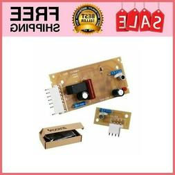 Refrigerator Ice Maker Optic Level Control Board Kit Replace