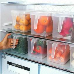 Refrigerator Storage Box Food Container Kitchen Fridge Organ