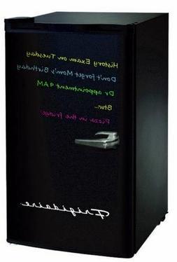 Refrigerator Storage Cooler w/ Eraser Board Fridge 3.2 cu ft