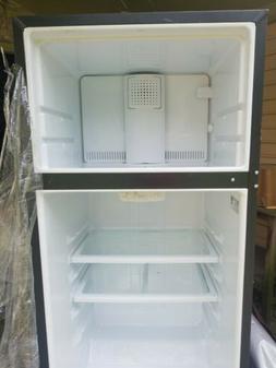 Ge refrigerator/top freezer