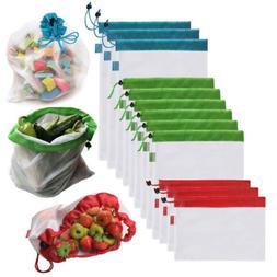 reusable freezer food drawstring storage kitchen food