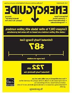 Samsung RF28HMEDBWW Energy Star 28.2 Cu. Ft. French Door Ref