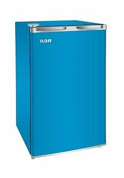 RCA RFR321-BLUE Refrigerator, Blue