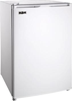 RCA RFR440-White Fridge, 4.5 Cubic Feet, White