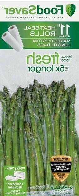 Roll Heatseal 2/16ftx11in Clr