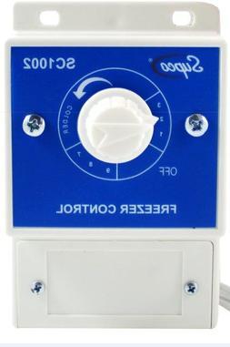 Supco SC1002 Freezer Cold Control TJ90SC1002 AP4503077 CC-1