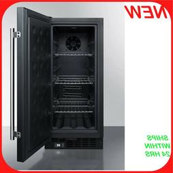 "Summit SCFF1533B Frost-Free Freezer - 15"" Wide"