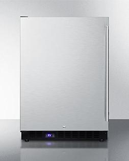 SCFF53BSSIM Frost- free Undercounter Freezer With Icemaker D