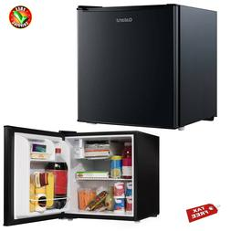 Small Mini Fridge Refrigerator For Office 1.7 Cu Ft With Fre