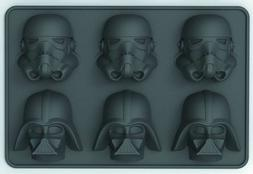 star wars ice cube tray silicone mold