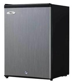 Sunpentown SPT 2.1 Cubic Foot Upright Freezer-Stainless-Ener