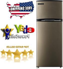 Thomson 7.5 cu. ft. Top-Freezer Refrigerator  ****NEW*** Lim