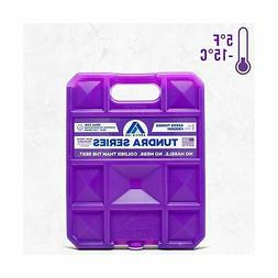 ARCTIC ICE Tundra Series Reusable Cooler Pack, Reusable Ice