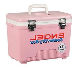 Engel UC13-P 13Qt Dry Box/Cooler Pink