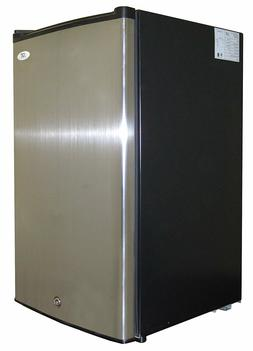 SPT UF-304SS Energy Star Upright Freezer, Stainless Steel (P