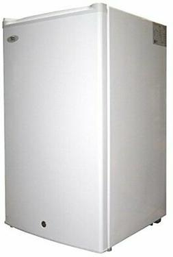 Sunpentown UF-304W 3.0 cu.ft. Upright Freezer With Energy St