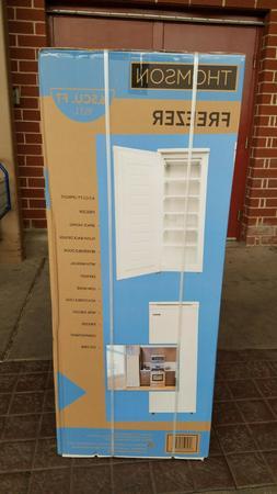 *N.I.B.* Thomson Upright Freezer  Brand New in Box.