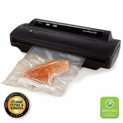 v2244 vacuum sealer machine with starter kit