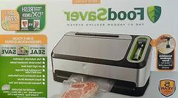 FoodSaver V4925 Appliance with Starter Kit, Silver