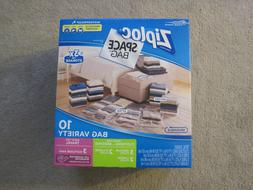 Ziploc Vacuum Seal Storage Space Bags X large, Large, Medium